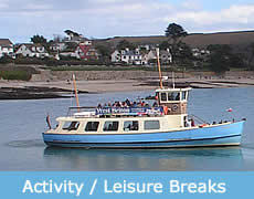 Activity holidays in South Cornwall
