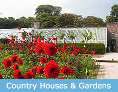 Country Houses and Gardens in Cornwall